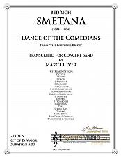 Buy Smetana - Dance of the Comedians from The Bartered Bride
