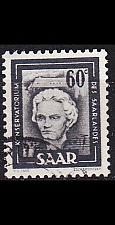 Buy GERMANY Saar [1949] MiNr 0273 ( O/used )