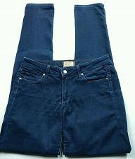 Buy Paige Women's Peg Skinny Jeans Size 27 Stretch Dark Wash Denim