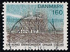 Buy Denmark #684 Kaj Munk's Home; Used (4Stars) |DEN0684-02XBC