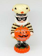 Buy Hershey's Collectible Figurine 1998 Happy Halloween Baker Elf Kurt S Adler Resin