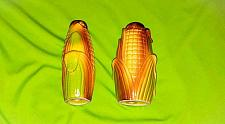 Buy Vintage 1980's Corn On The Cob Hand-painted Ceramic Salt And Pepper Shakers
