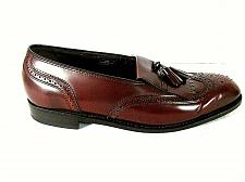 Buy Florsheim Burgundy Kilt Tassels Wingtip Loafer Dress Shoes Men's 9.5 EEE (SM4)