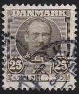 Buy DÄNEMARK DANMARK [1907] MiNr 0056 ( O/used )
