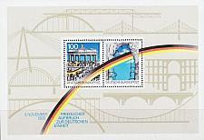 Buy GERMANY BUND [1990] MiNr 1481-82 Block 22 ( **/mnh )
