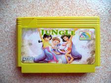 Buy Walt Disney's The Jungle Book. Famicom Dendy NES Casette Video Games.