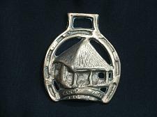Buy Vintage Cockington Forge Horse Brass Medallion Harness Antique Tack