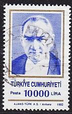 Buy TÜRKEI TURKEY [1992] MiNr 2951 ( O/used )