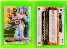 Buy MLB 2017 BOWMAN CHROME FRANK ROBINSON BALTIMORE ORIOLES REFRACTOR BNR-FR MNT