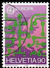 Buy SCHWEIZ SWITZERLAND [1988] MiNr 1371 ( O/used ) CEPT