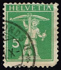 Buy Switzerland #157 William Tell's Son; Used (0.75) (0Stars)  SWI0157-13XRS