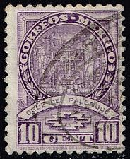 Buy Mexico #712 Cross of Palenque; Used (2Stars) |MEX0712-07XRS
