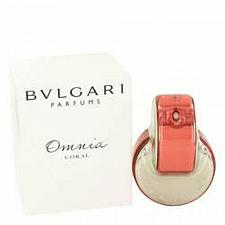 Buy Omnia Coral Eau De Toilette Spray (Tester) By Bvlgari