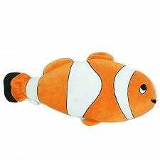 "Buy Clown Fish Orange White Sea Marine Ocean Life Plush Stuffed Animal 21"""