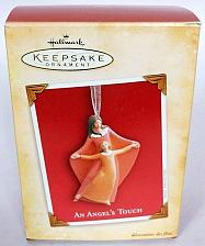 Buy Hallmark Keepsake Christmas Ornament An Angel's Touch 2004