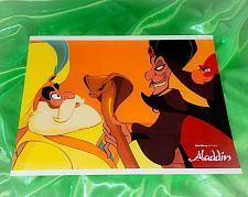 Buy Authentic Walt Disney World Aladdin 11x14 Glossy Lobby Card 3 Mnt