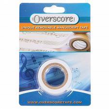 Buy Overscore Removable Manuscript Tape