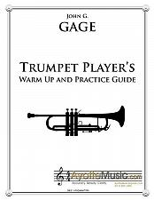 Buy Gage - Trumpet Players Warm Up and Practice Guide