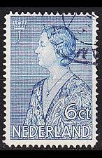 Buy NIEDERLANDE NETHERLANDS [1934] MiNr 0273 ( O/used )