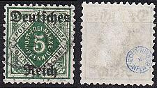 Buy GERMANY REICH Dienst [1920] MiNr 0052 ( O/used ) [01]