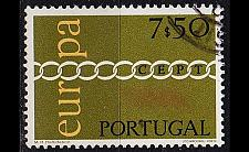 Buy PORTUGAL [1971] MiNr 1129 ( O/used ) CEPT