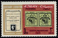 Buy Ajman #43 Geneva Stamp; MNH (3Stars) |AJM0043-01XRS