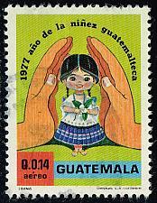 Buy Guatemala **U-Pick** Stamp Stop Box #157 Item 91 |USS157-91XVA