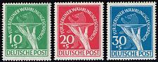 Buy Germany #9NB1-9NB3 Currency Devaluation Set of 3; MNH (4Stars)  DEU9NB003set-01XRP