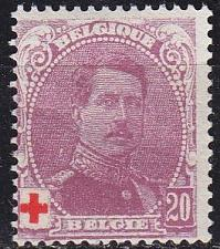 Buy BELGIEN BELGIUM [1914] MiNr 0109 ( **/mnh ) Rotes Kreuz