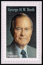 Buy US #5393 George H.W. Bush; MNH (5Stars) |USA5393-03