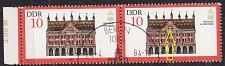 Buy GERMANY DDR [1984] MiNr 2869 F22 ( O/used ) [01] Architektur Plattenfehler