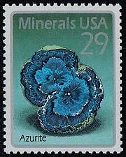 Buy US #2700 Azurite; MNH (0.60) (5Stars) |USA2700-01XVA+