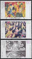 Buy GERMANY BUND [1993] MiNr 1656-57 ( O/used ) Gemälde