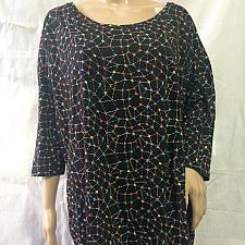 Buy UNIQLO Women Crew Neck T shirt 3/4 Sleeve