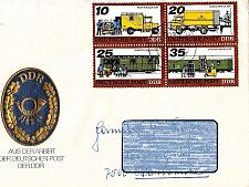 Buy GERMANY DDR [1978] MiNr 2289-02 Zdr ( Brief ) Post
