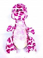 Buy Ganz Webkinz Spotty Dinosaur Plush Pink Purple HM339 Stuffed Animal 9.5""