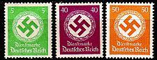 Buy GERMANY REICH Dienst [1934] MiNr 0132 ex ( **/mnh ) [02]