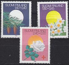 Buy FINLAND SOUMI [1988] MiNr 1044-46 ( **/mnh ) Rotes Kreuz