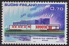 Buy FINLAND SOUMI [1973] MiNr 0725 ( **/mnh ) Architektur
