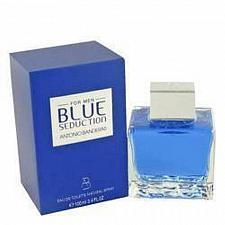 Buy Blue Seduction Eau De Toilette Spray By Antonio Banderas