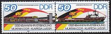 Buy GERMANY DDR [1986] MiNr 3052+53 Zdr ( **/mnh ) Schiffe