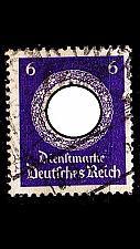 Buy GERMANY REICH Dienst [1942] MiNr 0169 ( O/used )