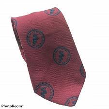 Buy American Medical Association Caduceus Staff Serpents Embroidered Novelty Necktie