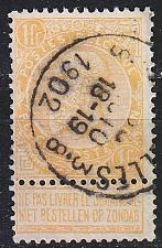 Buy BELGIEN BELGIUM [1897] MiNr 0069 ( O/used )