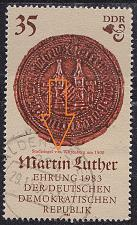 Buy GERMANY DDR [1983] MiNr 2756 F6 ( OO/used ) [01] Plattenfehler