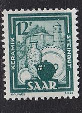 Buy GERMANY Saar [1949] MiNr 0280 ( */mh )