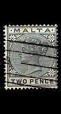 Buy MALTA [1885] MiNr 0006 ( O/used )
