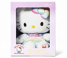 Buy NEW Sanrio Hello Kitty 45th Anniversary Memorial Plush Doll Fairy Free Shipping
