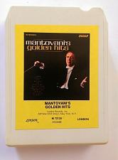 Buy Mantovani's Golden Hits (8-Track Tape, S103369)