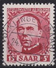 Buy GERMANY Saar [1950] MiNr 0289 ( O/used )